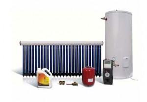 Calentadores Solares Presurizados