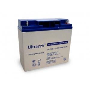 Baterías Ciclo Profundo Ultracell 18Ah