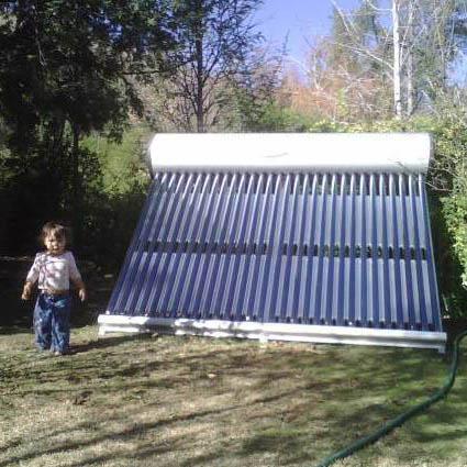 Calentadores Solares Atmosfericos