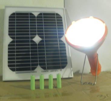 sistemas solares  emergencias fotovoltaico simple