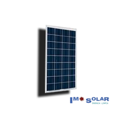Panel Solar Fotovoltaico Policristalino 70W