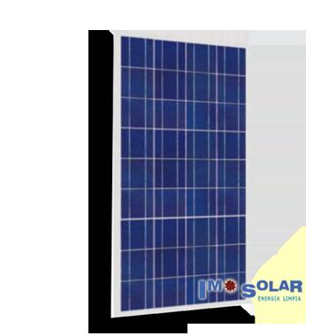 paneles solares fotovoltaicos Policristalino 140W