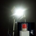 sistemas solares emergencias poste solar alarma comunitaria