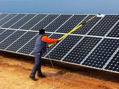 nanotecnologia sobre paneles fotovoltaicos