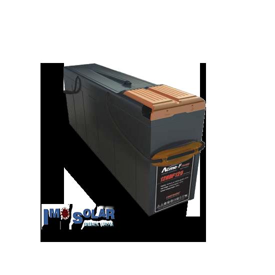 Batería ciclo profundo Narada 125Ah AGM